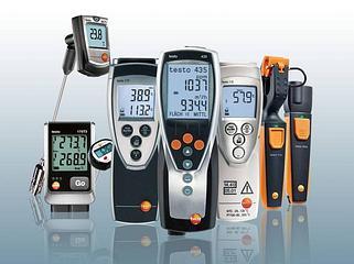 Измерительные приборы Testo