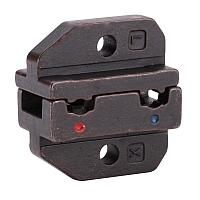 Матрицы для обжима флажковых разъемов в нейлоновом корпусе - МПК-09 КВТ МПК-09