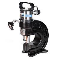 Шинодыр гидравлический. Пресс для перфорации электротехнических шин КВТ ШД-95 NEO