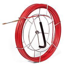 Протяжка-стеклопруток на металлической катушке со сменными наконечниками FGP-4.5-MK