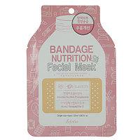 Маска тканевая Bandage Nutrition Facial Mask 25ml  (Esfolio)  Питательная