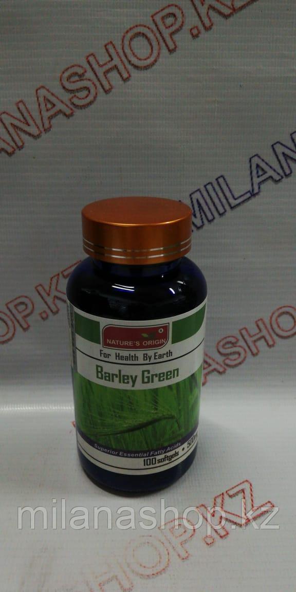 Капсулы - Barley Green ( Ячмень зеленый  )