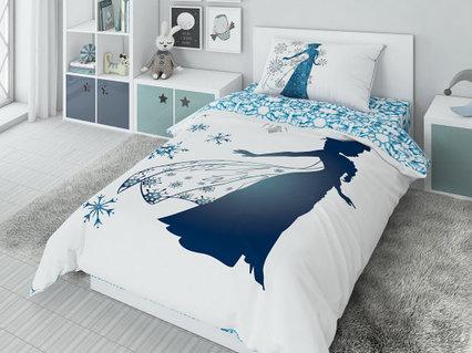 Комплект постельного белья «Elza» (1,5-спальный, поплин, наволочка 50×70) 25001+181