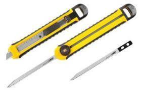 Ножи с сегментированным лезвием