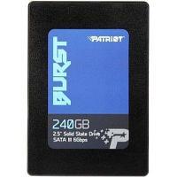 "Накопитель SSD 2.5"" SATA III Patriot 240GB BURST"