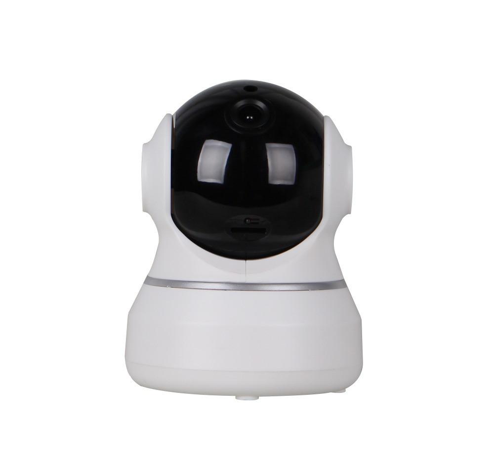 Беспроводная поворотная Wi-Fi IP камера - HD разрешение 2.0MP
