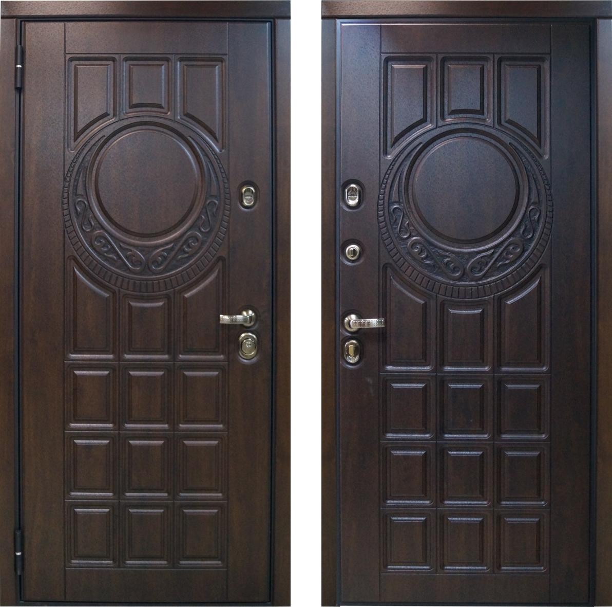 Входная металлическая дверь Aplot