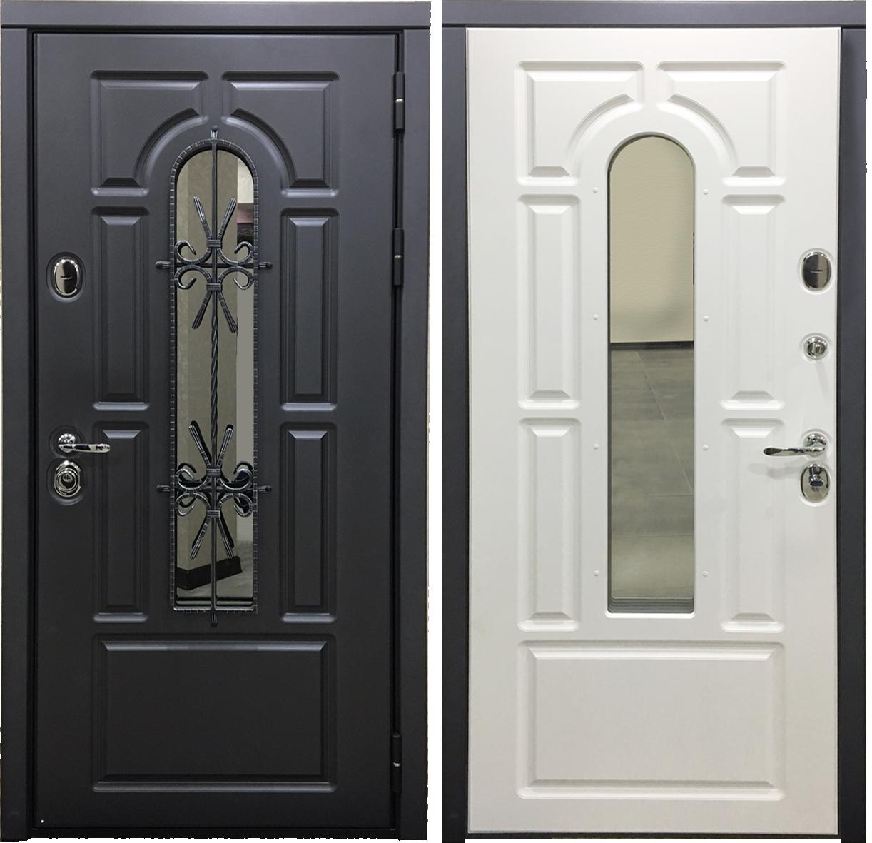 Входная металлическая дверь BARI 2