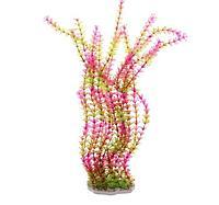 Растение искусственное высокое фиолетовое 75 см