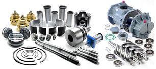 Запчасти и расходные материалы для винтовых и поршневых компрессоров