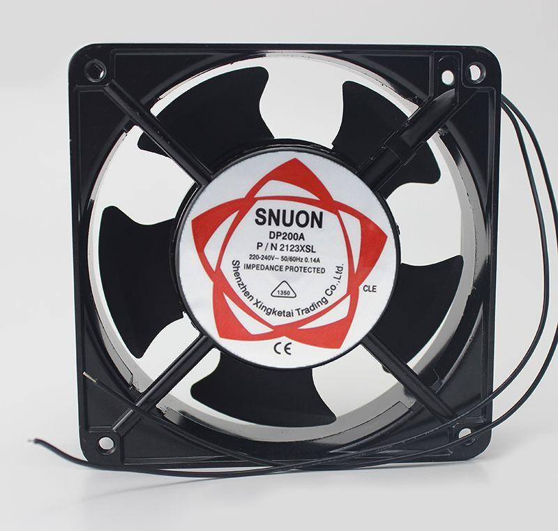 Вентилятор Snuon 120х120х38 мм