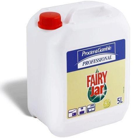 """Средство д/мытья посуды """"FAIRY PLUS ПРОФ"""" Лимон 5 л., фото 2"""