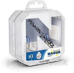 Галогенные лампы Narva H3 Range Power White 48602