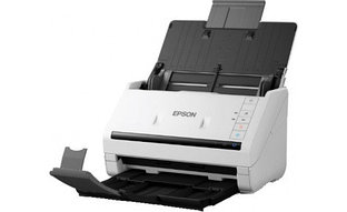 Сканер Epson WorkForce DS-770, B11B248401, A4, 600x600dpi, CIS, 45ppm, 48/24 bit, USB 2.0
