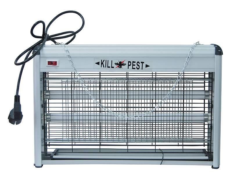 Ультрафиолетовый уничтожитель комаров и мух 20 В - фото 4
