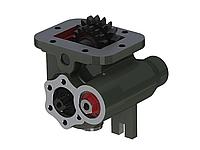 Коробка отбора мощности на EATON-FULLER