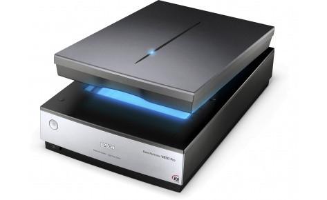 Сканер Epson Perfection V850 Pro B11B224401, 6400 x 9600, А4, CCD, 15 стр./мин, USB 2.0, Ethernet