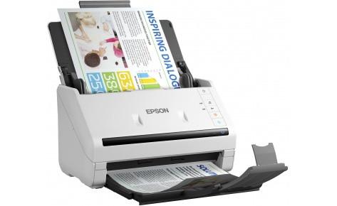 Сканер Epson WorkForce DS-530 B11B226401, A4, 600x600 dpi, USB 3.0, JPEG, TIFF, multi-TIFF, PDF, searchable PD