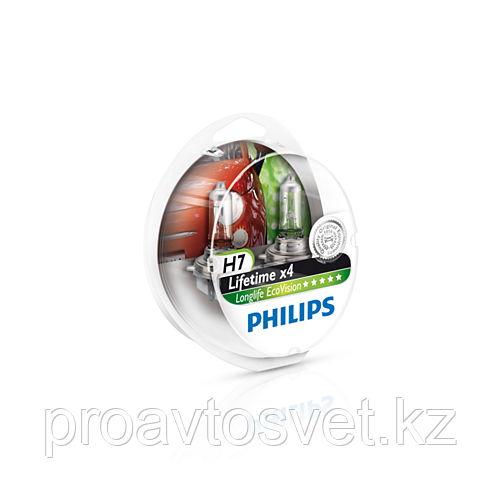 PHILIPS H7 12972 Longlife Ecovision S2