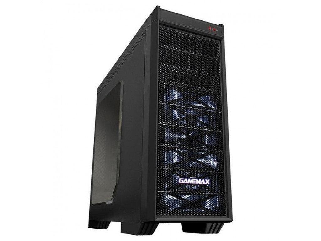 Системный блок Intel Pentium G5400 3.7 GHZ/H310/DDR4 8GB/HDD 1TB/GT730/DVD/450W