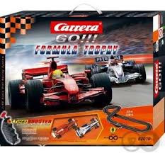 Carrera Formula Trophy трек с машинками