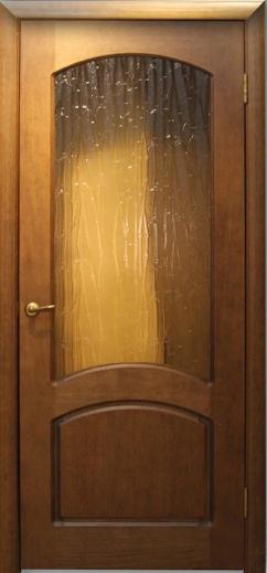 Дверь 323 со стеклом