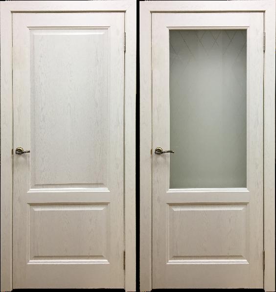 Дверь Лира со стеклом