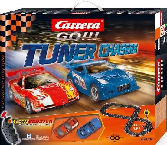 Carrera трек ралли с машинками