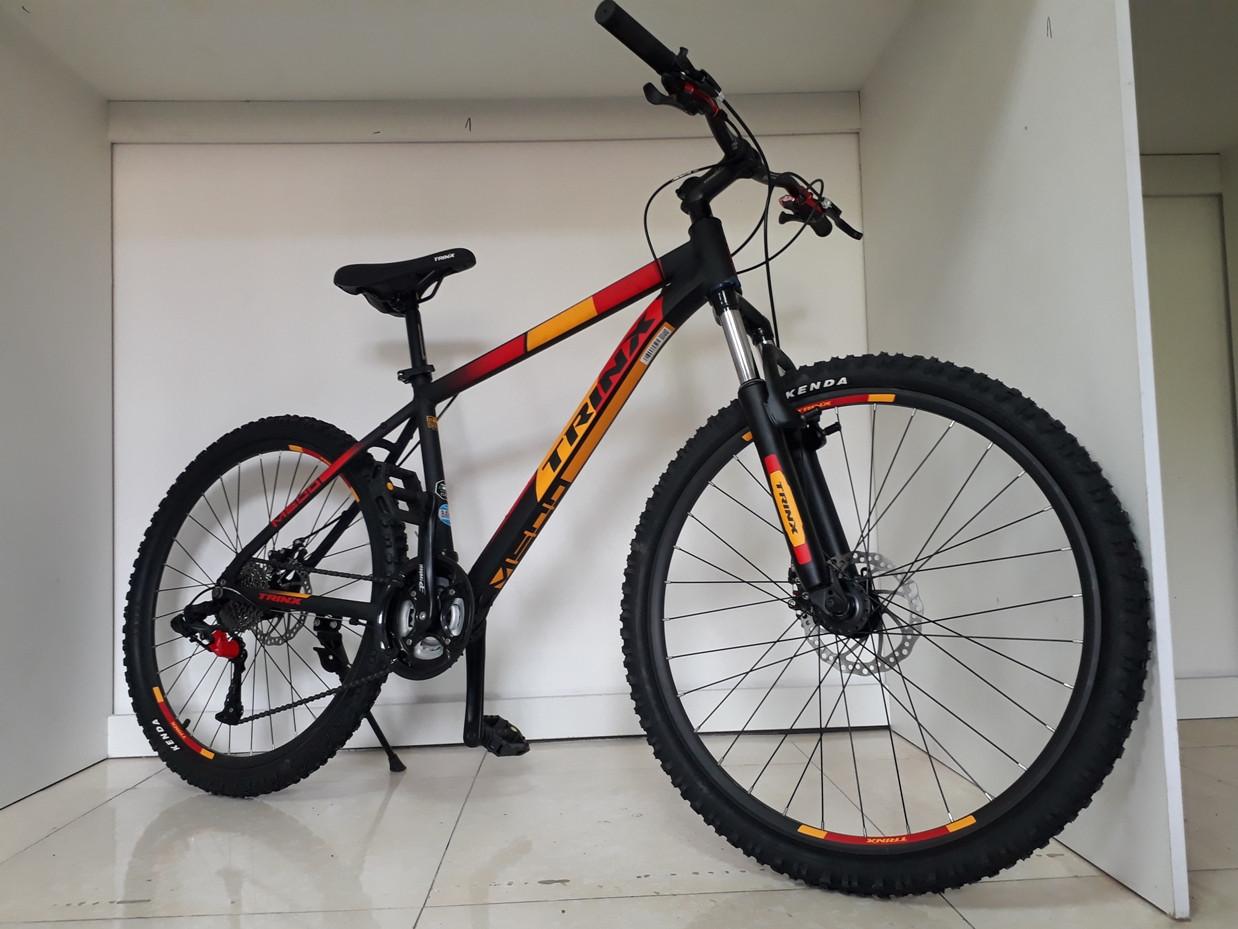 Велосипед Trinx M500, 17 рама - отличный подарок. Kaspi RED. Рассрочка