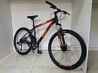 Велосипед Trinx M500, 17 рама - отличный подарок. Kaspi RED. Рассрочка, фото 5