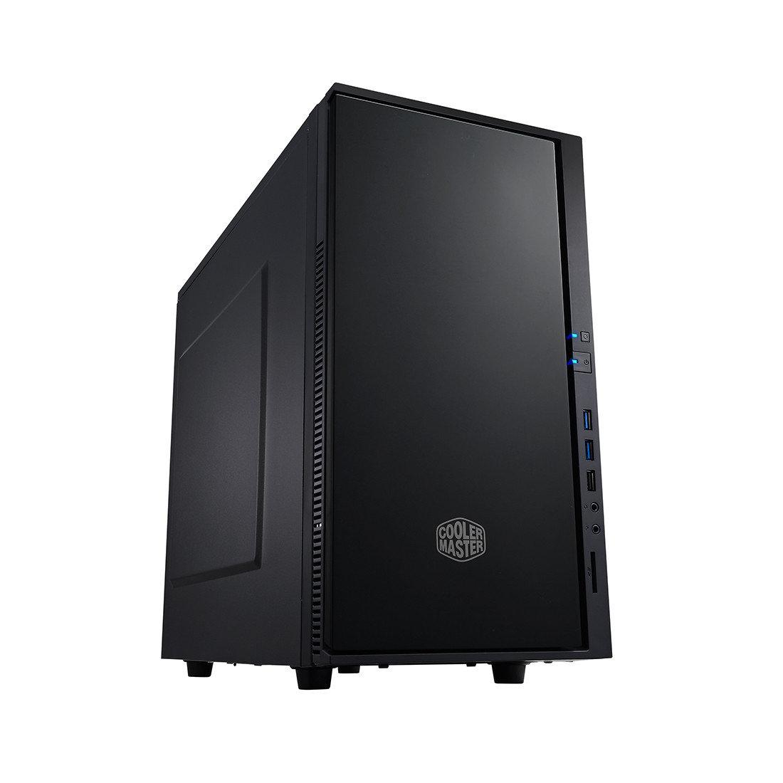 Системный блок Intel Core i3-6100 3.7GHZ/H110/DDR4 4GB/SSD 240GB/450W