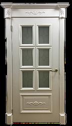 Дверь Багет 10/1 со стеклом