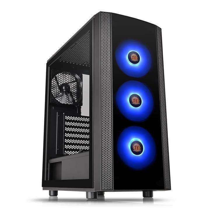 Системный блок Intel Core i3-6100 3.7GHZ/H110/DDR4 8GB/SSD 240GB/DVD/450W