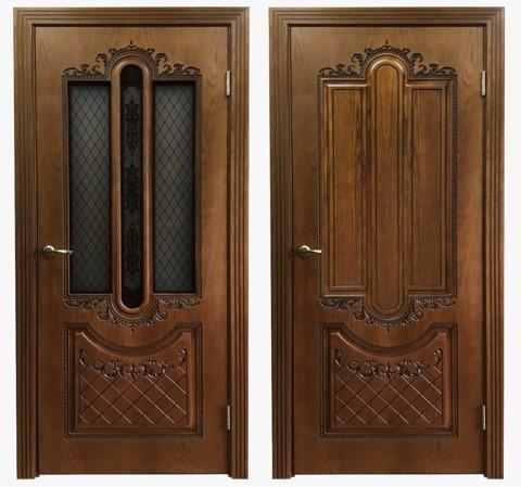 Дверь Милан со стеклом