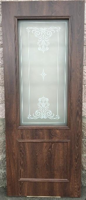 Дверь Дека со стеклом