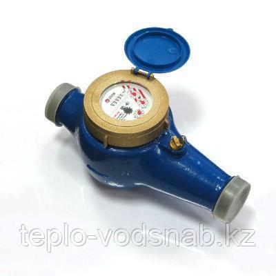 Счётчик воды СВК-40Г универсальный в комплекте с гайками, фото 2
