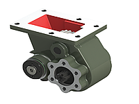 Коробка отбора мощности на HYUNDAI с КПП M035-S6, M035-T3, MO35S5, MO35S6, MO35-S5/5,38-5,52