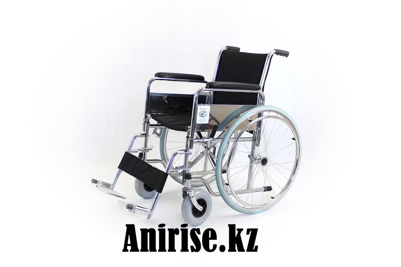 Коляска для инвалидов с пневмоколесами модель fs901-46 (4600)