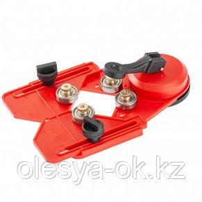 Кондуктор для алмазных сверл 14-82 мм. MATRIX 72830, фото 3