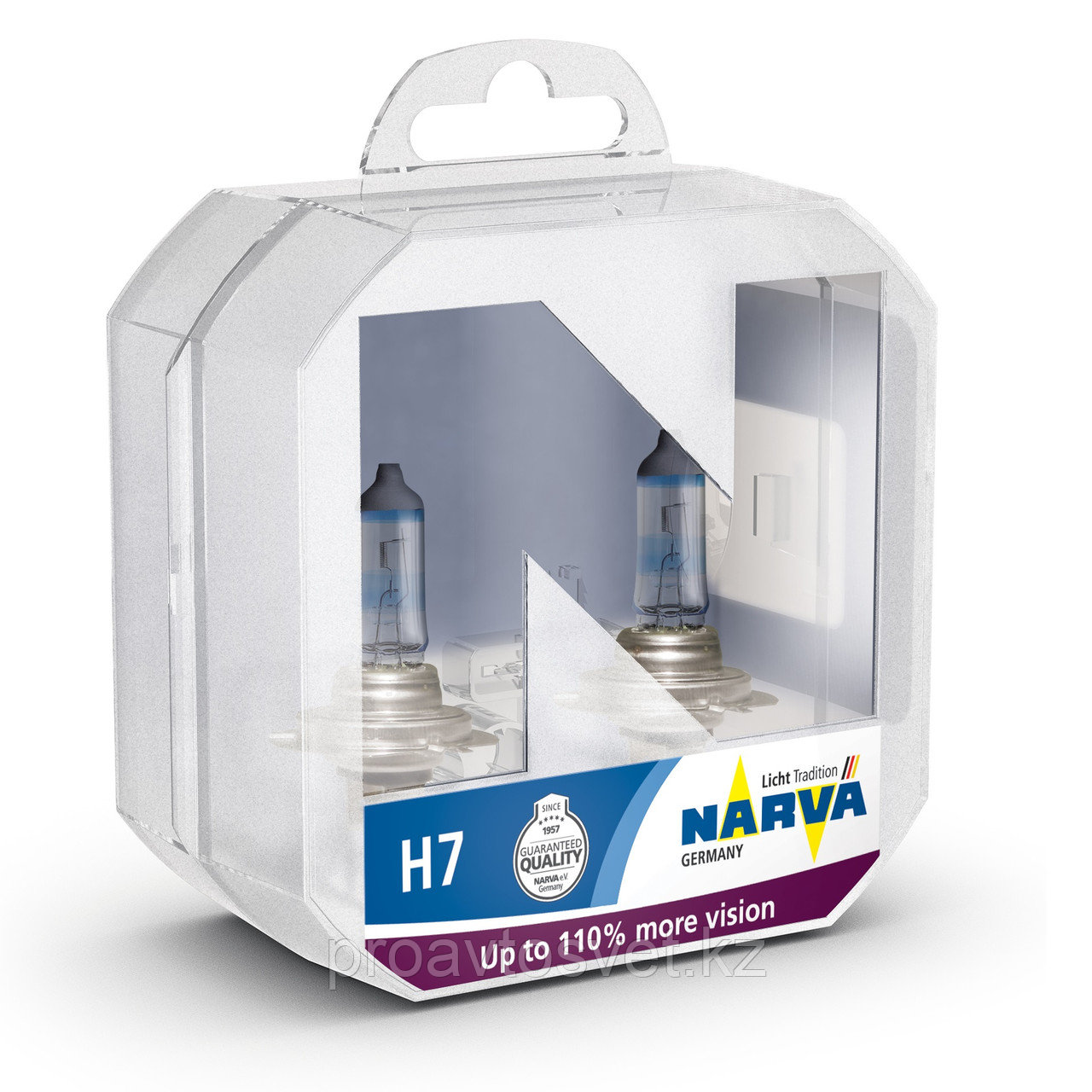 Narva H7 Range Power +110 S2 48062