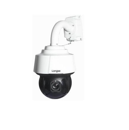 Высокоскоростная купольная IP камера Aptina 5.1MP 20-кратный оптический зум (f=4,7 мм - 94 мм)