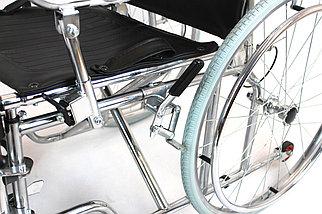 Инвалидная коляска с регулируемой спинкой модель fs902gc-46 (4640), фото 3