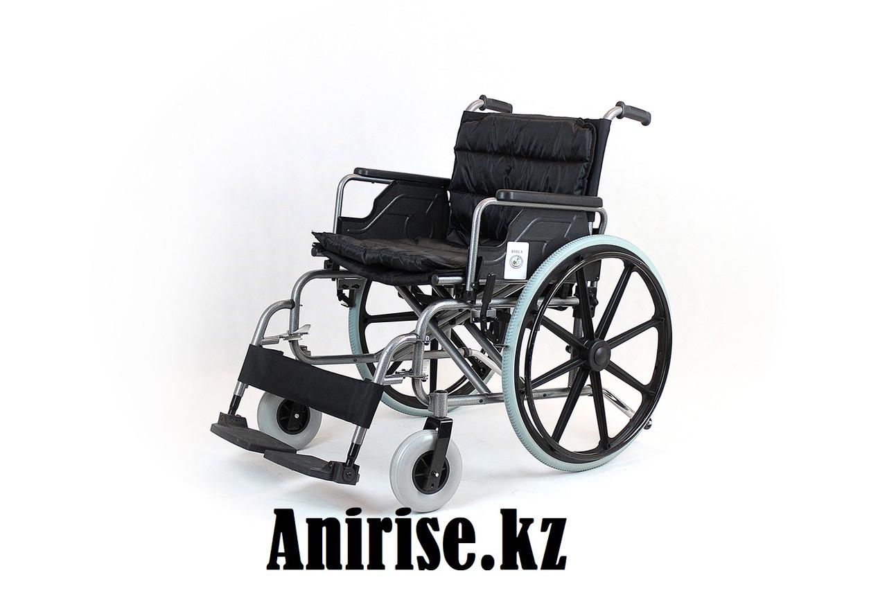 Инвалидная коляска для полных людей модель fs951b-56 (4800)