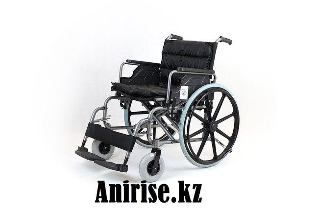Инвалидная коляска для полных людей модель fs951b-56 (4800), фото 2