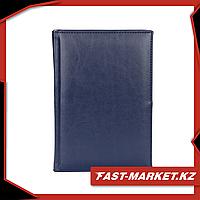 Датированный ежедневник А5 Classic (Классик) синий