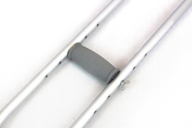 Складной костыль алюминиевый модель fs935l, фото 2