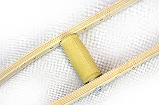 Деревянный костыль модель fs935, фото 2