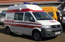 Автомобиль скорой медицинской помощи класса «В»  VOLKSWAGEN TRANSPORTER