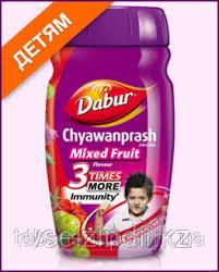 Чаванпраш Фруктовый (Chyawanprash Awaleha Mixed Fruits, Dabur) 500 г