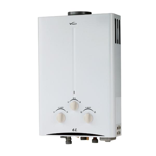Газовый проточный водонагреватель *JSQ64-32K